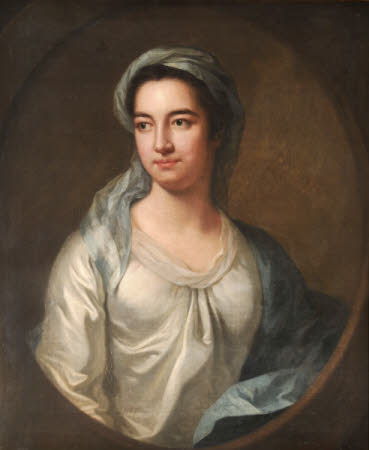 Called Barbara Herbert, Countess of Powis (1735-1786)
