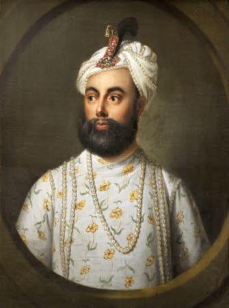 Prince Azim-ud-Daula, Nawab of the Carnatic (1775 - 1819)