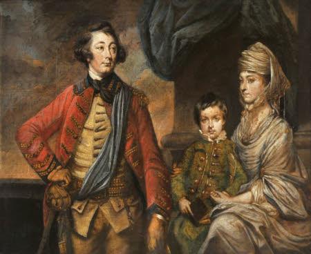 Henry Herbert, 10th Earl of Pembroke (1734-1794), Lady Elizabeth Spencer, Countess of Pembroke ...