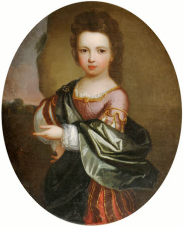William Herbert, 3rd Marquess of Powis (c.1698-1748) as a Boy