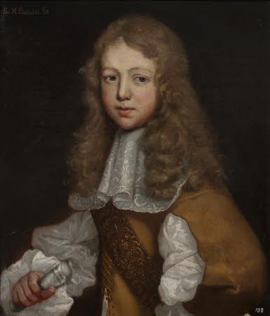 Sir Henry Bedingfeld, 2nd Bt (1636-1704) as a Boy