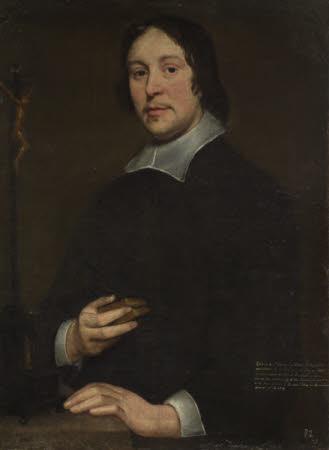 Edmund Bedingfeld (1615-1680), Canon of Lierre