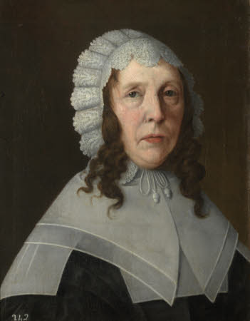 An Unknown Middle-aged Woman (once called Agnes Wigham, Housekeeper)