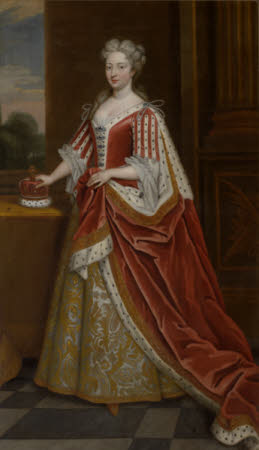 Queen Caroline (of Brandenburg Ansbach) (1683–1737) as Princess of Wales