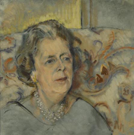 Lady Mairi Elizabeth Vane-Tempest-Stewart, Viscountess Bury (1921-2009)