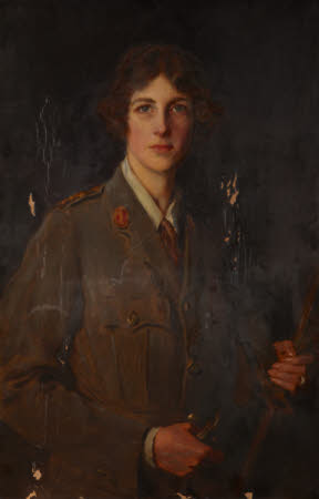 Lady Edith Helen Chaplin, Marchioness of Londonderry, DBE (1878-1959) (after Philip Alexius de ...