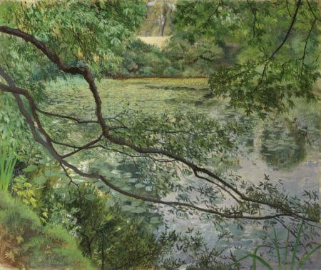 Mrs Barclay's Pond, Harborne