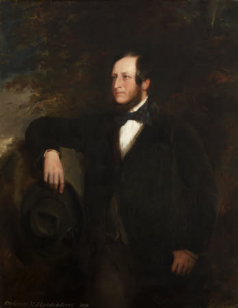Frederick Vane, 4th Marquess of Londonderry (1805 -1872)