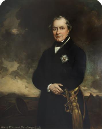 Henry Hardinge, 1st Viscount Hardinge of Lahore and Kings Newton (1785-1856)