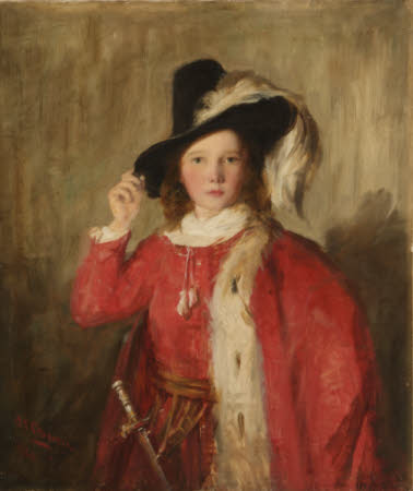 The Young Cavalier