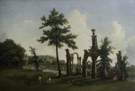 The Ruins, Shugborough