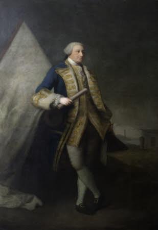 Admiral The Hon. Edward Boscawen (1711-1761)