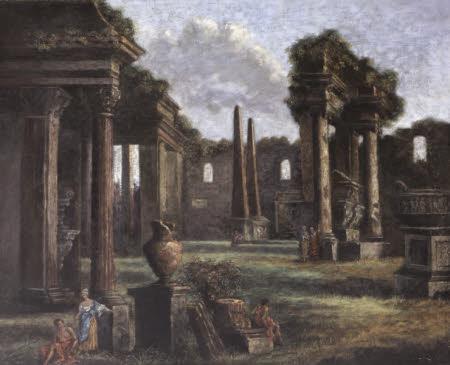 Capriccio of Roman Ruins at Bologna