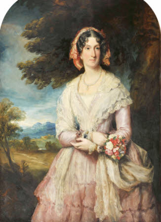 Lady Lucy Graham, Countess of Powis (1793-1875)