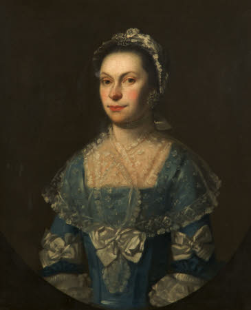 Elizabeth Hyde, Mrs Thomas Greg of Belfast (1721 - 1780)