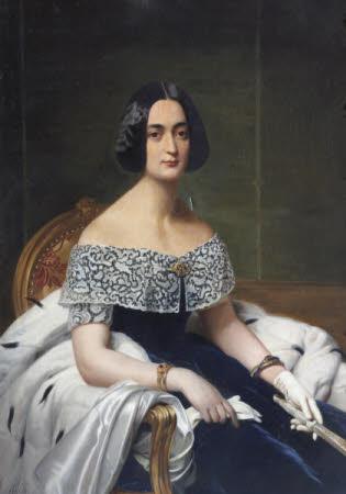 Josephine Catherine Denise Carre, Lady Reeve De la Pole (d. 1907)