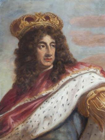 King Charles II  (1630-1685) (Fragment)