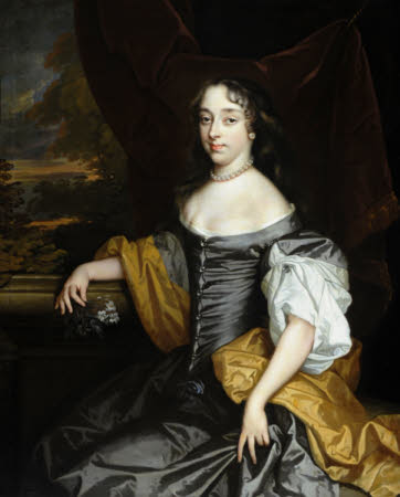 Alice Strickland, Lady Blount (1648-1680)