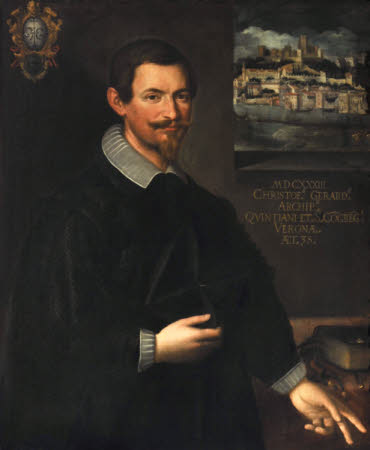 Christopher Gerard, Priest of Verona