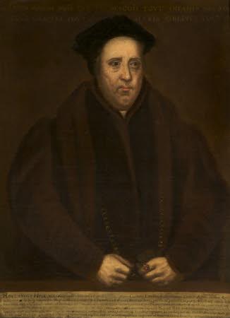 Sir Rowland Hill (1492-1561)