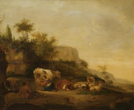 An Italianate Landscape