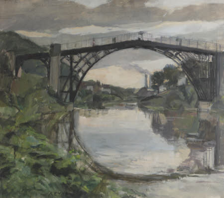 The First Iron Bridge