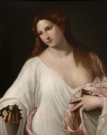 Flora (after Titian)