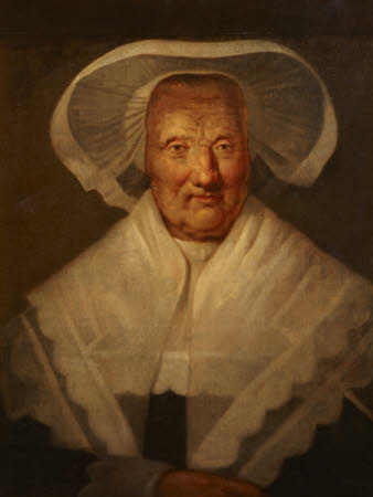 Old Woman in a Wimple