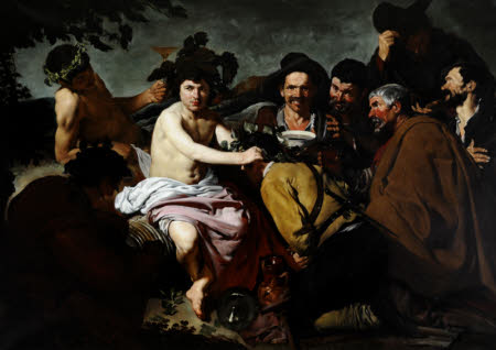 Los borrachos (The Triumph of Bacchus)