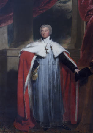 Edward Venables Vernon Harcourt (1757-1847) as Archbishop of York