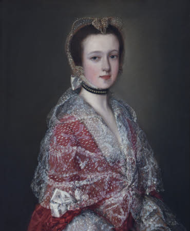 Louisa Barbarina Mansel, Lady Vernon (1732-1786)