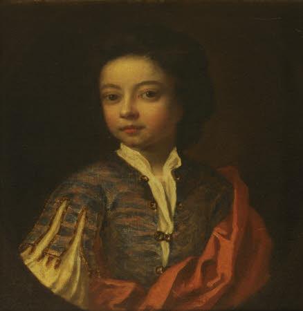 Thomas Lennard Chute as a Young Boy