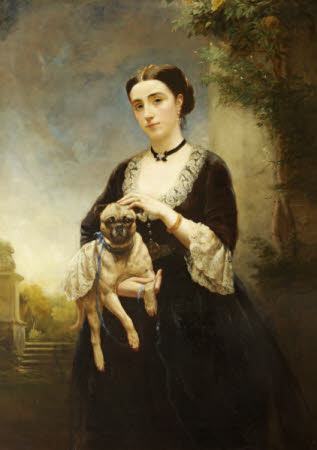 Julia Lucy Lane, Mrs Henry Arthur Hoare (d.1916)