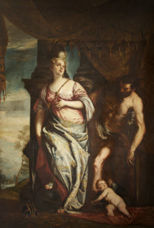Wisdom and Strength (after Veronese)