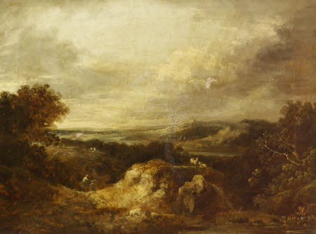 Landscape with Quarries