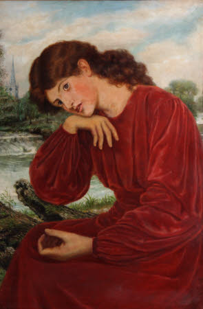 The Theodore Watts-Dunton Folding Press Bed: Jane Morris