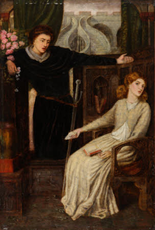 The Theodore Watts-Dunton Cabinet: 