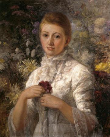 Flora St Clair Paint, Mrs Samuel Theodore Mander (1857/8 - 1905)