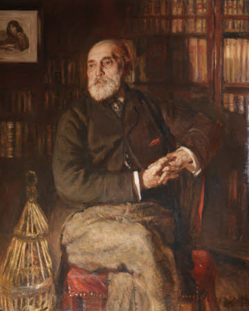 William Michael Rossetti (1829-1919)
