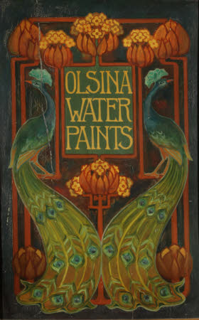 'Olsina Water Paints'