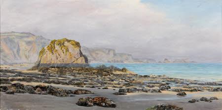 Skag Rock, Pembrokeshire