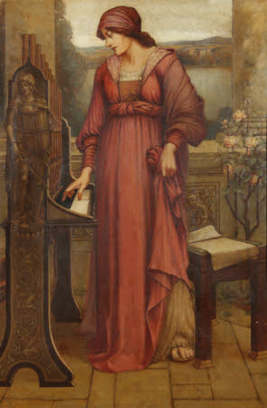 'Music Sweet Music' (Saint Cecilia)
