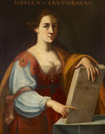 Sibylla Erythraea (The Erythraean Sibyl)