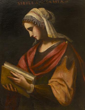 Sibylla Samia (The Samian Sibyl)