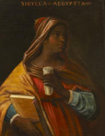 Sibylla Aegyptia (The Egyptian Sibyl)