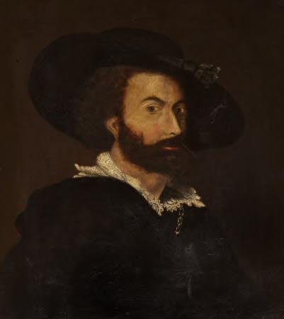 Self-portait (after Rubens)