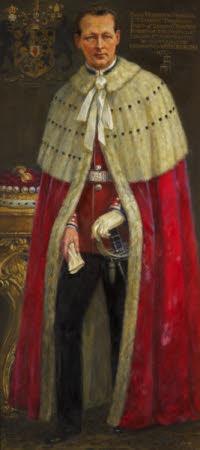 Evan Frederick Morgan, 4th Baron, 2nd Viscount Tredegar (2nd Creation) (1893-1949)