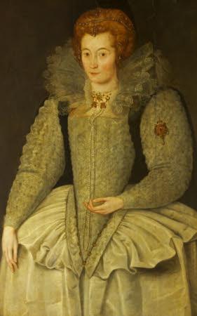 Blanche Parry (1508-1590)
