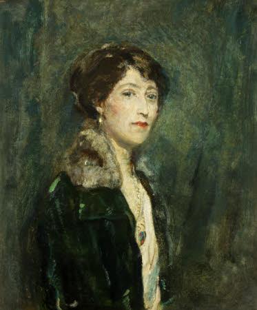 Lady Katherine Agnes Blanche Carnegie, Viscountess Tredegar (1867 - 1949)