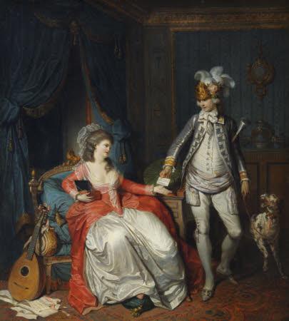 Les étrennes de Julie (from Rousseau's La Nouvelle Héloïse)